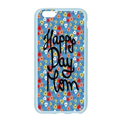 Happy Mothers Day Celebration Apple Seamless iPhone 6/6S Case (Color)