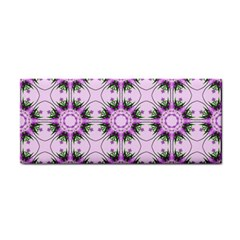 Pretty Pink Floral Purple Seamless Wallpaper Background Cosmetic Storage Cases