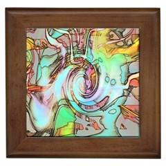 Art Pattern Framed Tiles