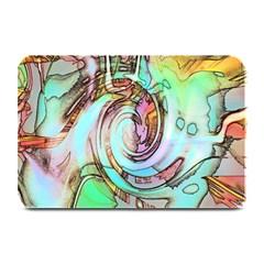 Art Pattern Plate Mats