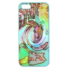 Art Pattern Apple Seamless iPhone 5 Case (Color)