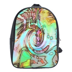 Art Pattern School Bags (xl)