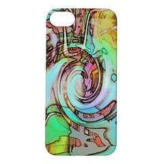Art Pattern Apple iPhone 5S/ SE Hardshell Case