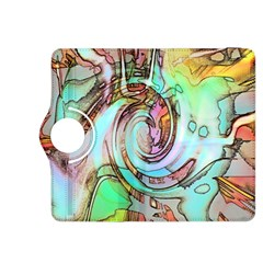 Art Pattern Kindle Fire HDX 8.9  Flip 360 Case