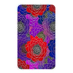 Colorful Background Of Multi Color Floral Pattern Memory Card Reader
