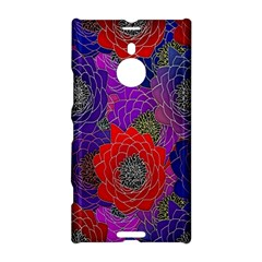 Colorful Background Of Multi Color Floral Pattern Nokia Lumia 1520