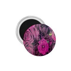 Oil Painting Flowers Background 1.75  Magnets