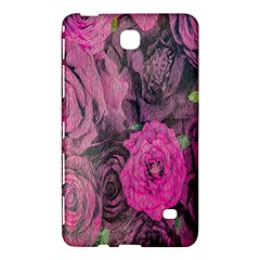 Oil Painting Flowers Background Samsung Galaxy Tab 4 (8 ) Hardshell Case