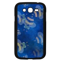 Seamless Bee Tile Cartoon Tilable Design Samsung Galaxy Grand Duos I9082 Case (black)