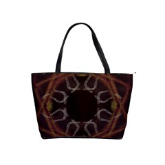 Digitally Created Seamless Pattern Shoulder Handbags