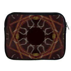 Digitally Created Seamless Pattern Apple Ipad 2/3/4 Zipper Cases