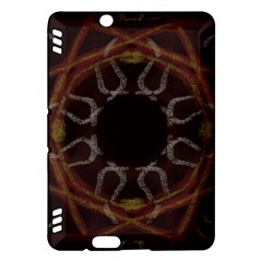 Digitally Created Seamless Pattern Kindle Fire HDX Hardshell Case