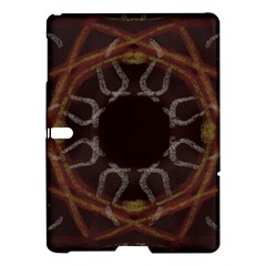 Digitally Created Seamless Pattern Samsung Galaxy Tab S (10 5 ) Hardshell Case