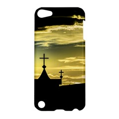Graves At Side Of Road In Santa Cruz, Argentina Apple iPod Touch 5 Hardshell Case