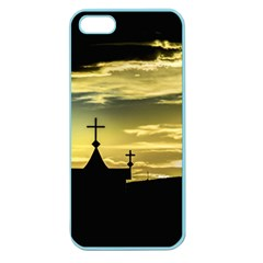 Graves At Side Of Road In Santa Cruz, Argentina Apple Seamless iPhone 5 Case (Color)