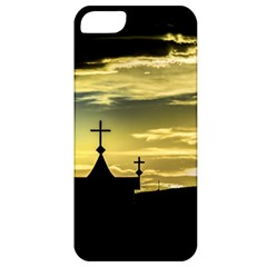 Graves At Side Of Road In Santa Cruz, Argentina Apple iPhone 5 Classic Hardshell Case