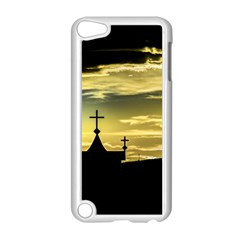 Graves At Side Of Road In Santa Cruz, Argentina Apple iPod Touch 5 Case (White)
