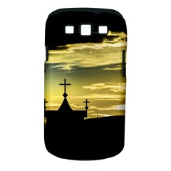 Graves At Side Of Road In Santa Cruz, Argentina Samsung Galaxy S III Classic Hardshell Case (PC+Silicone)