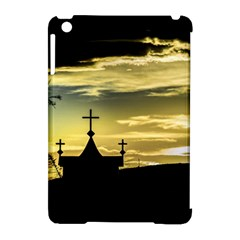 Graves At Side Of Road In Santa Cruz, Argentina Apple iPad Mini Hardshell Case (Compatible with Smart Cover)