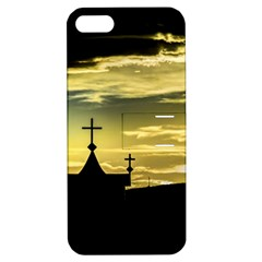 Graves At Side Of Road In Santa Cruz, Argentina Apple iPhone 5 Hardshell Case with Stand