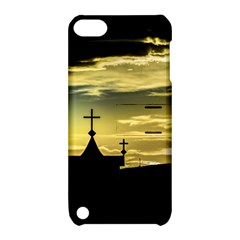 Graves At Side Of Road In Santa Cruz, Argentina Apple iPod Touch 5 Hardshell Case with Stand