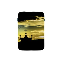 Graves At Side Of Road In Santa Cruz, Argentina Apple Ipad Mini Protective Soft Cases