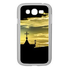 Graves At Side Of Road In Santa Cruz, Argentina Samsung Galaxy Grand DUOS I9082 Case (White)