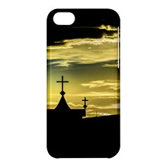 Graves At Side Of Road In Santa Cruz, Argentina Apple iPhone 5C Hardshell Case