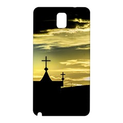 Graves At Side Of Road In Santa Cruz, Argentina Samsung Galaxy Note 3 N9005 Hardshell Back Case