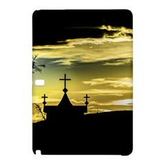 Graves At Side Of Road In Santa Cruz, Argentina Samsung Galaxy Tab Pro 10.1 Hardshell Case
