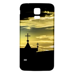 Graves At Side Of Road In Santa Cruz, Argentina Samsung Galaxy S5 Back Case (White)