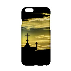 Graves At Side Of Road In Santa Cruz, Argentina Apple iPhone 6/6S Hardshell Case