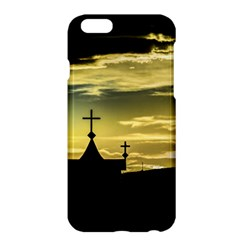 Graves At Side Of Road In Santa Cruz, Argentina Apple iPhone 6 Plus/6S Plus Hardshell Case