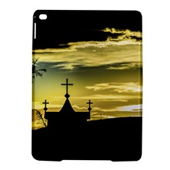 Graves At Side Of Road In Santa Cruz, Argentina iPad Air 2 Hardshell Cases