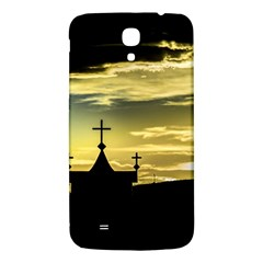 Graves At Side Of Road In Santa Cruz, Argentina Samsung Galaxy Mega I9200 Hardshell Back Case