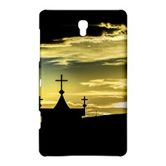 Graves At Side Of Road In Santa Cruz, Argentina Samsung Galaxy Tab S (8.4 ) Hardshell Case