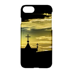 Graves At Side Of Road In Santa Cruz, Argentina Apple iPhone 7 Hardshell Case