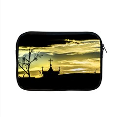 Graves At Side Of Road In Santa Cruz, Argentina Apple Macbook Pro 15  Zipper Case