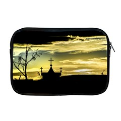 Graves At Side Of Road In Santa Cruz, Argentina Apple MacBook Pro 17  Zipper Case
