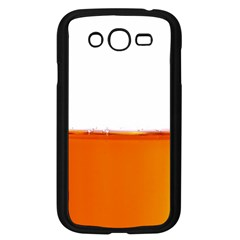 The Wine Bubbles Background Samsung Galaxy Grand Duos I9082 Case (black)