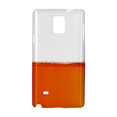 The Wine Bubbles Background Samsung Galaxy Note 4 Hardshell Case