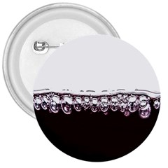 Bubbles In Red Wine 3  Buttons