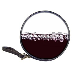Bubbles In Red Wine Classic 20-CD Wallets