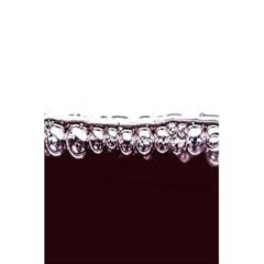 Bubbles In Red Wine 5 5  X 8 5  Notebooks