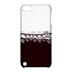 Bubbles In Red Wine Apple iPod Touch 5 Hardshell Case with Stand