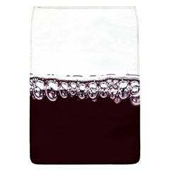 Bubbles In Red Wine Flap Covers (L)