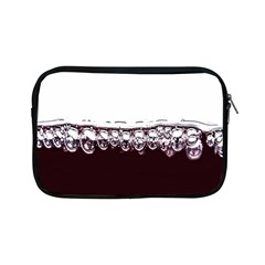Bubbles In Red Wine Apple Ipad Mini Zipper Cases