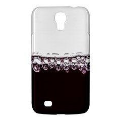 Bubbles In Red Wine Samsung Galaxy Mega 6.3  I9200 Hardshell Case