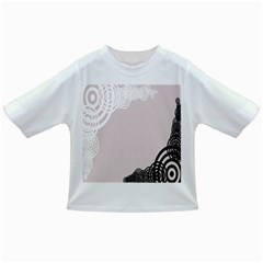 Circles Background Infant/Toddler T-Shirts