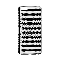 Black And White Abstract Stripped Geometric Background Apple Iphone 6/6s Hardshell Case